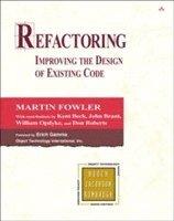 bokomslag Refactoring: Improving the Design of Existing Code
