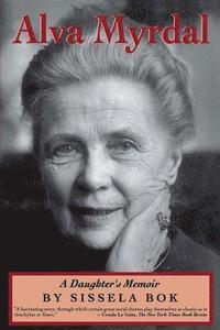 bokomslag Alva Myrdal