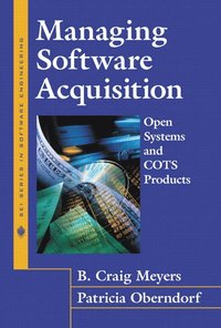 bokomslag Managing Software Acquisition