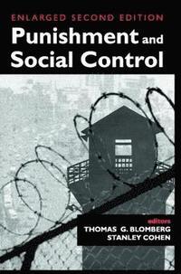 bokomslag Punishment and Social Control