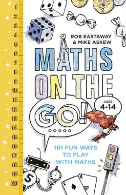 bokomslag Maths on the go - 101 fun ways to play with maths