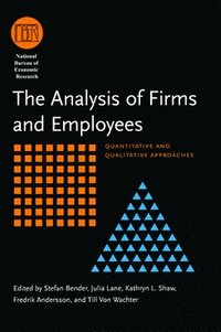 bokomslag The Analysis of Firms and Employees