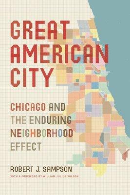 bokomslag Great American City