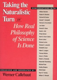 bokomslag Taking the Naturalistic Turn, or, How Real Philosophy of Science is Done