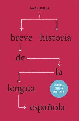 bokomslag Breve historia de la lengua espanola