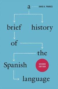 bokomslag A Brief History of the Spanish Language