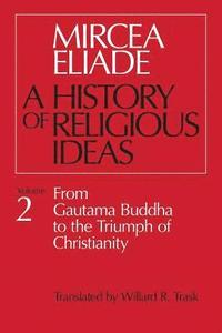 bokomslag History of Religious Ideas V 2