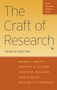bokomslag The Craft of Research