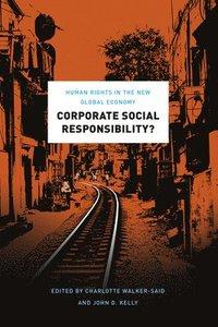 bokomslag Corporate Social Responsibility?