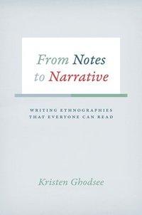 bokomslag From Notes to Narrative