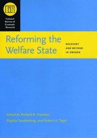 bokomslag Reforming the Welfare State