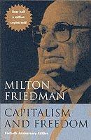 bokomslag Capitalism and Freedom - Fortieth Anniversary Edition