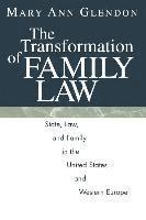 bokomslag The Transformation of Family Law