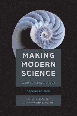 bokomslag Making Modern Science, Second Edition