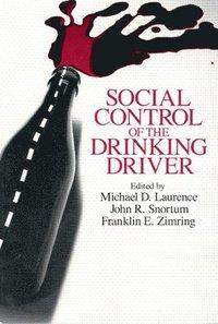 bokomslag Social Control of the Drinking Driver