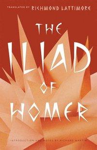 bokomslag The Iliad of Homer