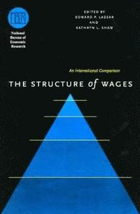 bokomslag The Structure of Wages