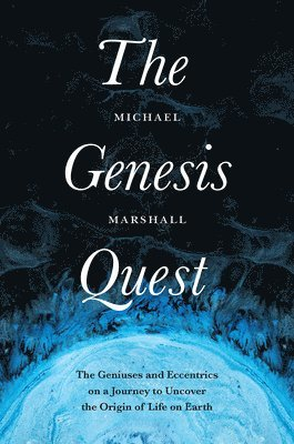 bokomslag The Genesis Quest