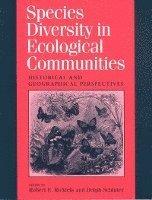 Species Diversity in Ecological Communities 1