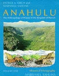 bokomslag Anahulu: v. 1 Historical Ethnography