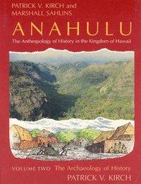 bokomslag Anahulu: v. 2 Archaeology of History