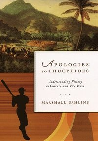 bokomslag Apologies to Thucydides