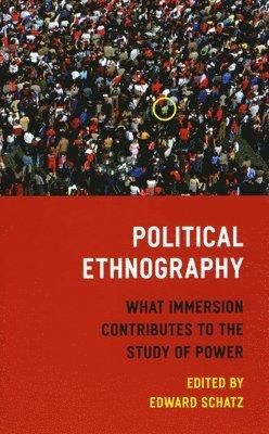 bokomslag Political Ethnography
