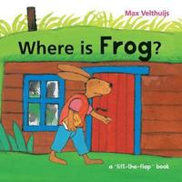 bokomslag Where is Frog?