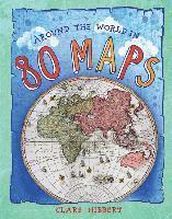 bokomslag Around the World in 80 Maps