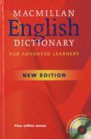 bokomslag Macmillan English Dictionary for Advanced Learners