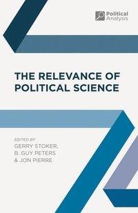 bokomslag The Relevance of Political Science
