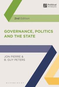 bokomslag Governance, Politics and the State