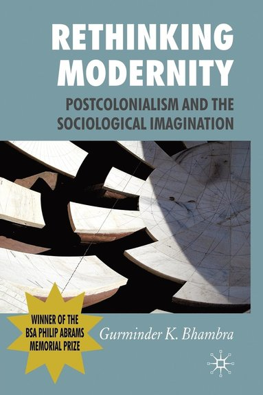 bokomslag Rethinking Modernity: Postcolonialism and the Sociological Imagination