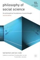 bokomslag Philosophy of social science - the philosophical foundations of social thou