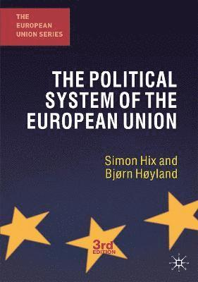 bokomslag The Political System of the European Union