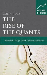 bokomslag The Rise of the Quants
