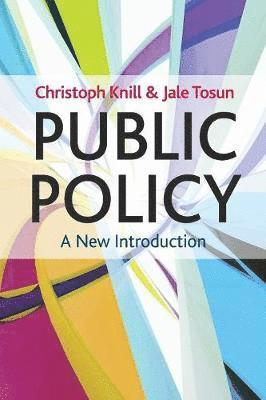 bokomslag Public policy - a new introduction