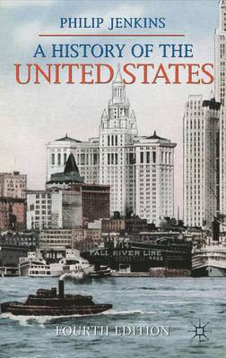 bokomslag A History of the United States