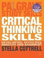 bokomslag Critical Thinking Skills