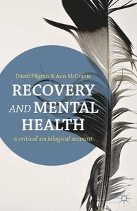bokomslag Recovery and Mental Health