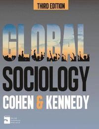 bokomslag Global sociology