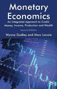 bokomslag Monetary economics - an integrated approach to credit, money, income, produ