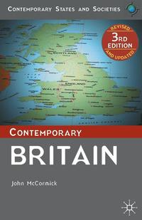 bokomslag Contemporary britain