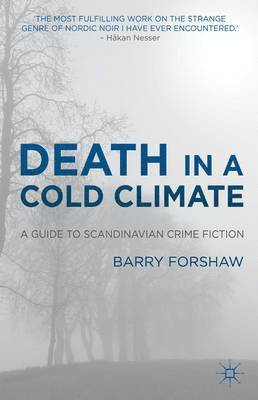 bokomslag Death in a Cold Climate: A Guide to Scandinavian Crime Fiction