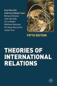 bokomslag Theories of International Relations