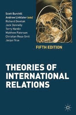 bokomslag Theories of International Relations