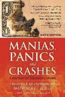 bokomslag Manias, Panics, and Crashes: A History of Financial Crises