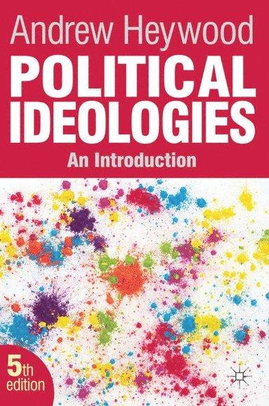 bokomslag Political Ideologies