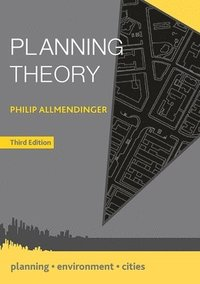 bokomslag Planning Theory