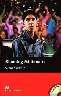 bokomslag Macmillan Readers Slumdog Millionaire Intermediate Pack